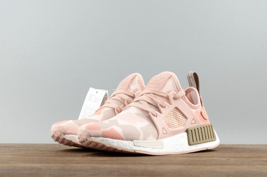 02212467a Authentic Adidas Originals NMD XR1 PK BA7235 Pink Real Boost Running Shoes   36-39