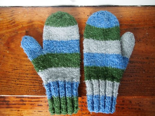 Ravelry: Warmest Mittens pattern by Kris Percival (With ...