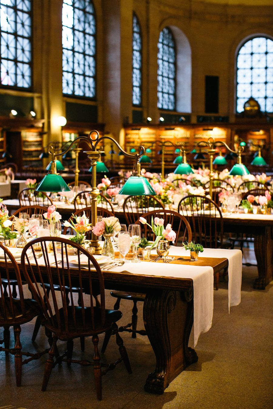 Classic Wedding At The Boston Public Library