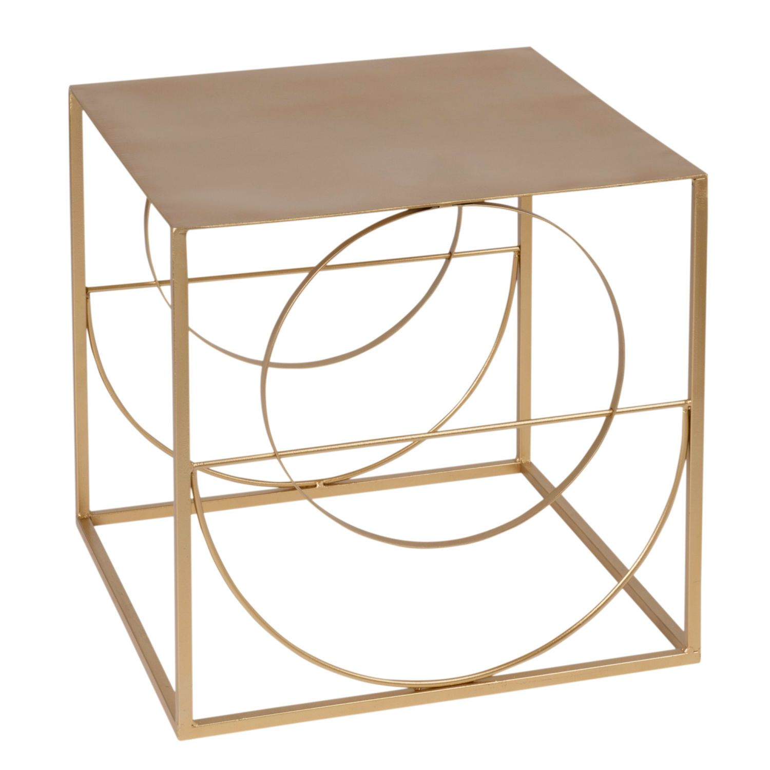 Table D Appoint Maison Du Monde.Meubles D Appoint Idees Pour La Maison Metal Side Table