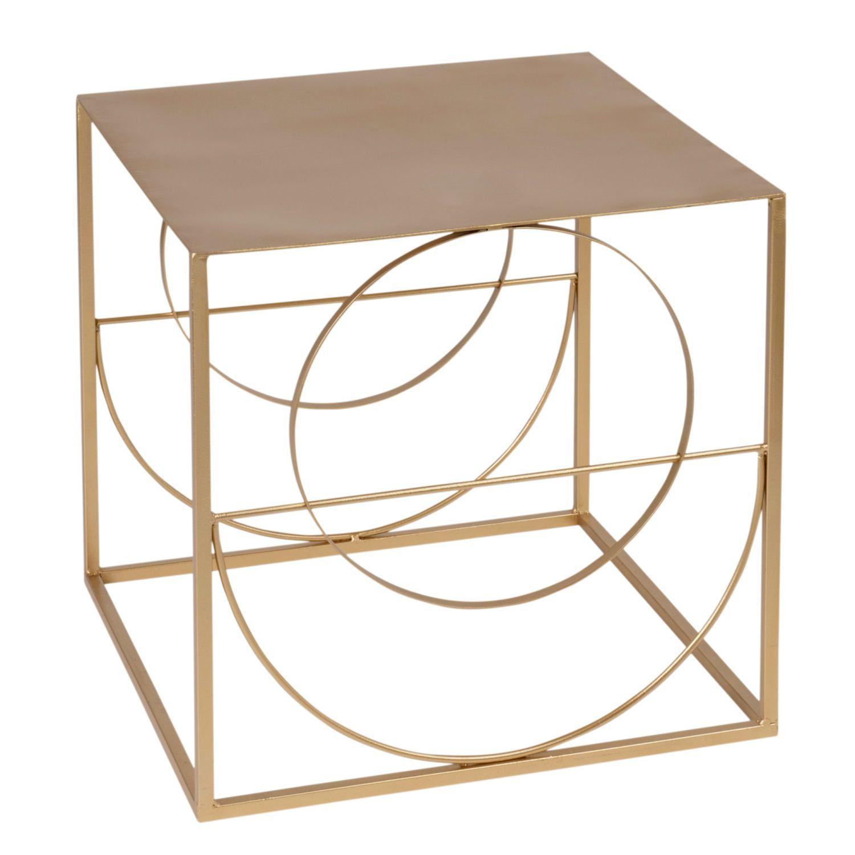 Meubles D Appoint Idées Pour La Maison Metal Side Table