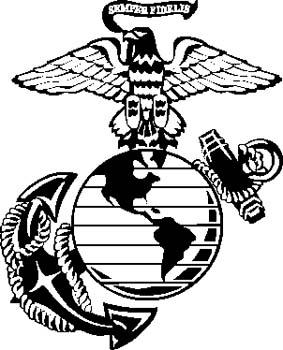 Emblem Cliparts Clip Art Library Marine Corps Emblem Silhouette Clip Art Usmc