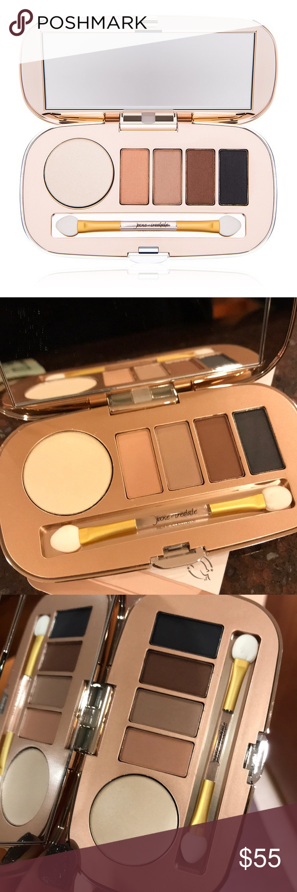 Daytime eyeshadow kit Jane Iredale PRICE IS FIRM. 15 OFF