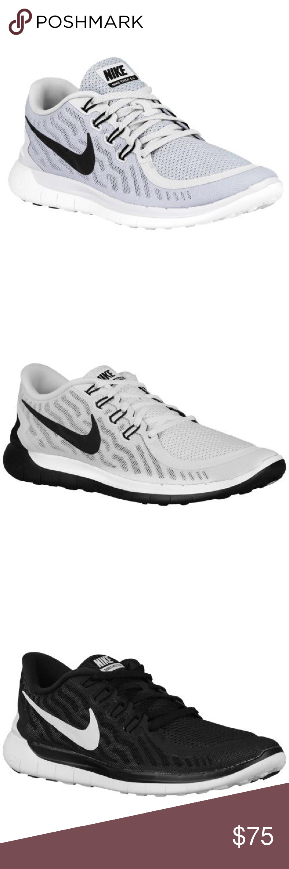 oben ISO Nike Free Run 5 Looking for the all white Nike Free
