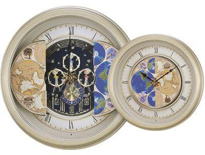 Rhythm Timecracker Time Trip Magic Motion Musical Small World Clock Clock World Clock Rhythm Clocks