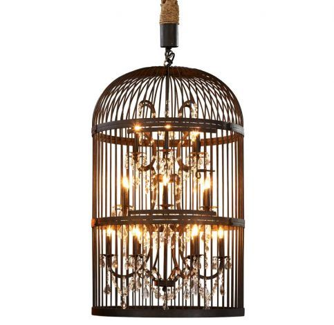 Cool idea for my house design spotting vintage bird cage cool idea for my house design spotting vintage bird cage chandelier i kinda like this its fancy but also a bit eclectic aloadofball Gallery