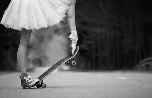Skater Girl Tumblr Skater Dance Photography Pinterest ...