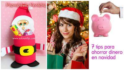 7 Tips de cómo ahorrar dinero en navidad ~ lodijoella