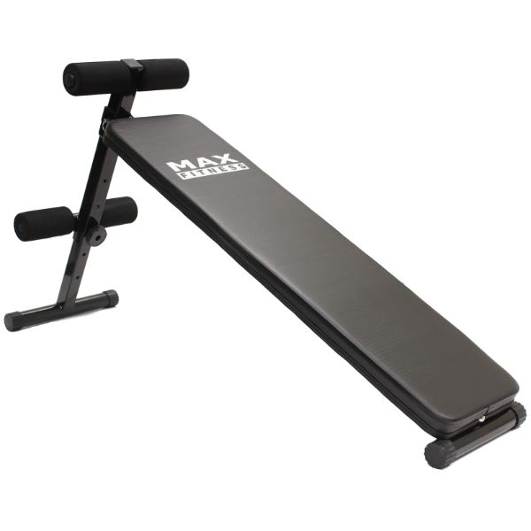 Bench Exercise Sit Up Ab Bench Home Gym Exercise Equipment Workout Folding Situp No Equipment Workout Home Gym Exercises Gym Exercise Equipment
