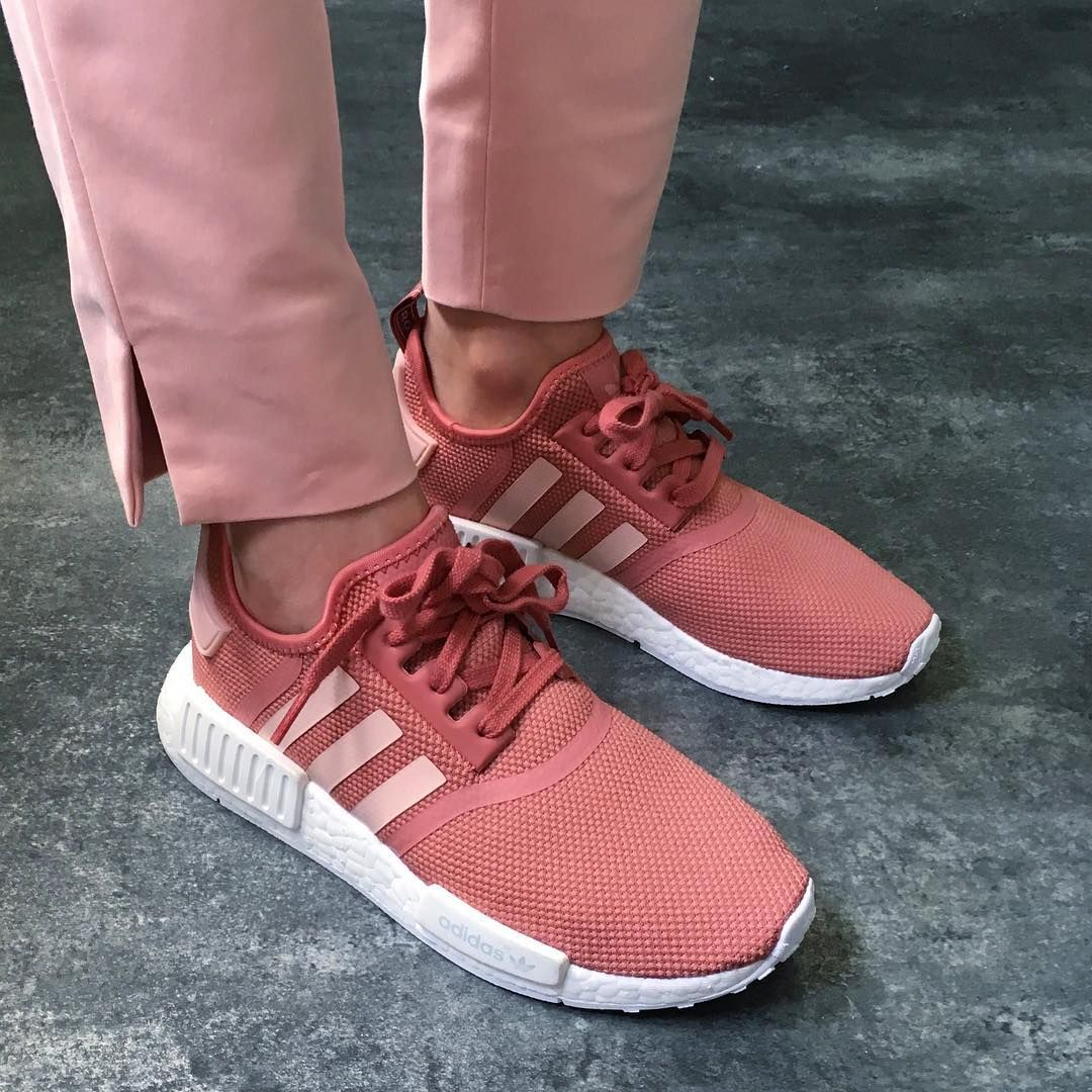 shoes for cheap order multiple colors Sneakers femme - Adidas NMD pink (©onyka_) ...