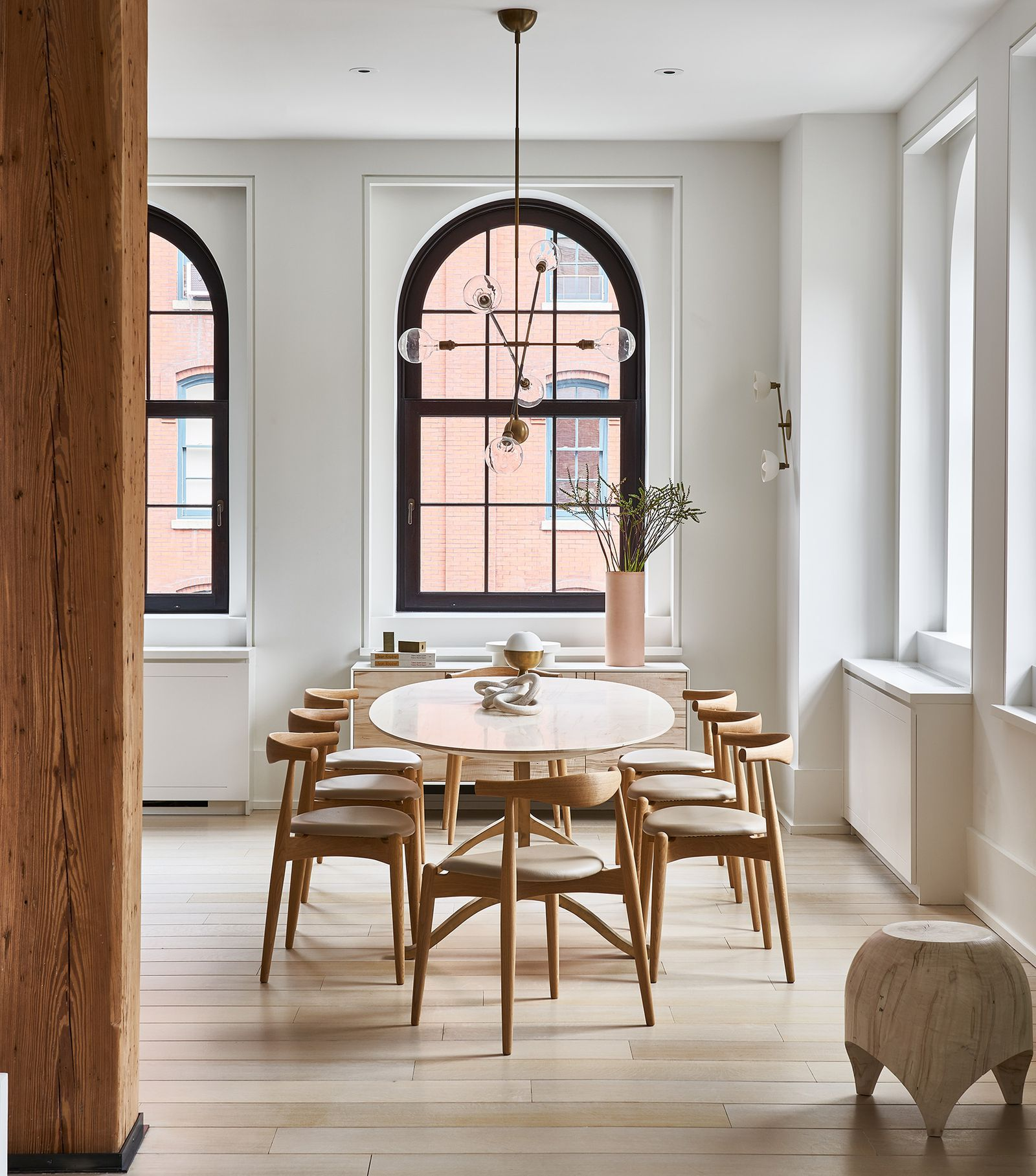 Inside A Luxurious Tribeca Loft That Redefines Family Living