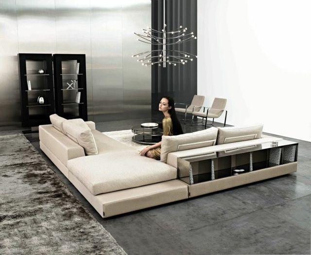 Canape D Angle Italien Meubles De Luxe Italian Sofa Designs Sofa Design Italian Sofa