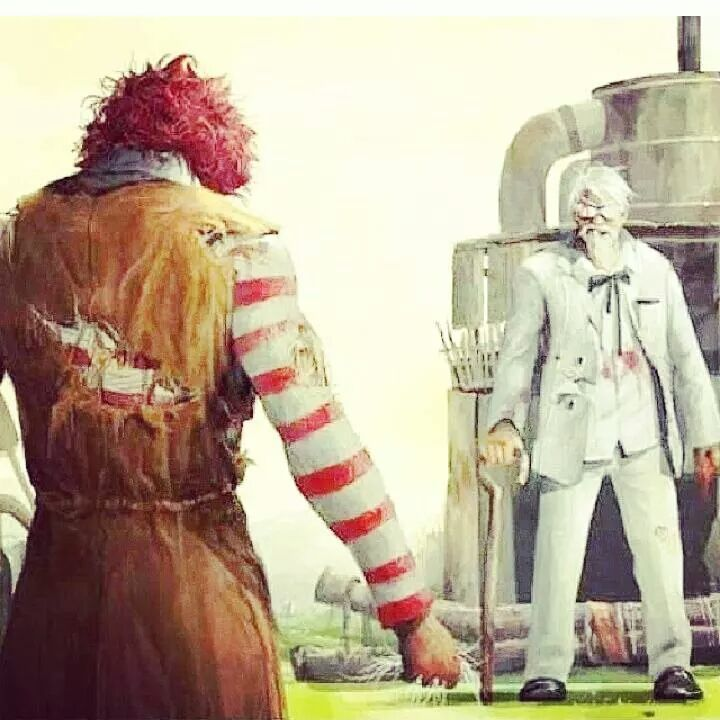 kfc vs mcd essay This free business essay on comparative study of consumer satisfaction towards mcdonalds and kfc is perfect for business students to use as an example.