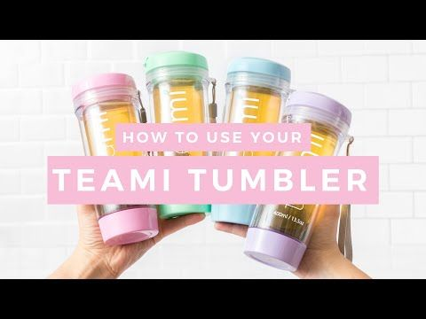 Teami Tea Blends BPA FREE Tea Cup used to brew our loose leaves tea. 100% Food Safe, made of high quality materials, easy to clean, easy to use.