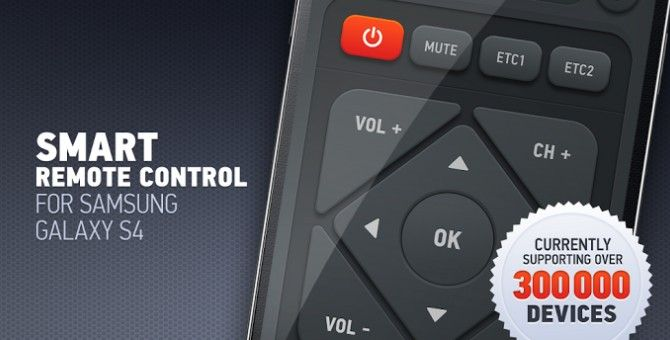 Smart IR Remote AnyMote v2.0.7 Android App Places to
