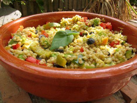 Photo of Mote og avokado mote salat | Den reisende kittelen