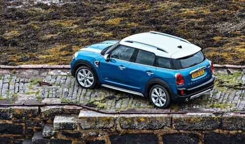 Mini Countryman Coupe Suv 20172018 Upcoming Cars 2016 Mini