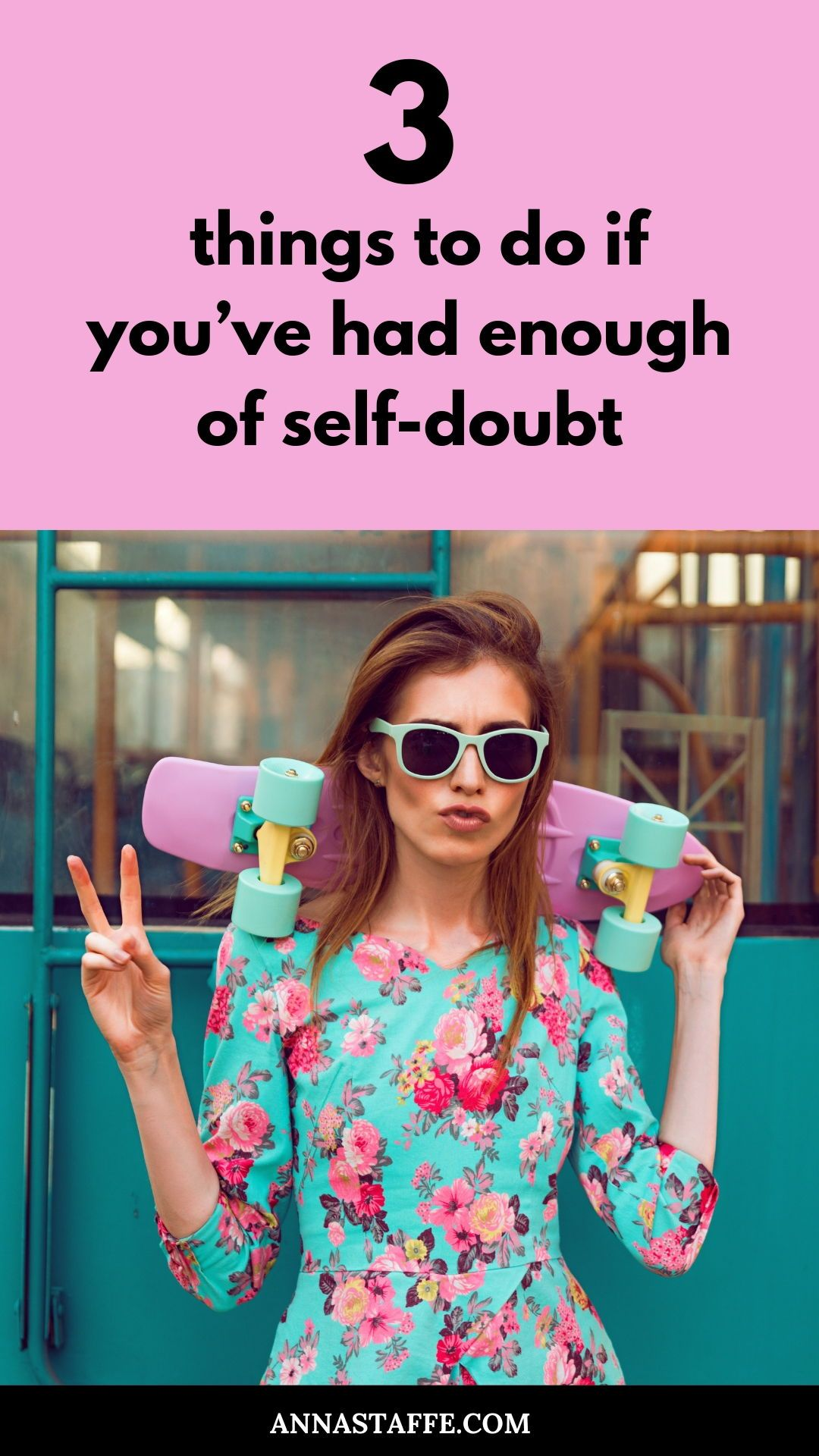 Overcoming Self Doubt Can Be Extremely Hard So Is