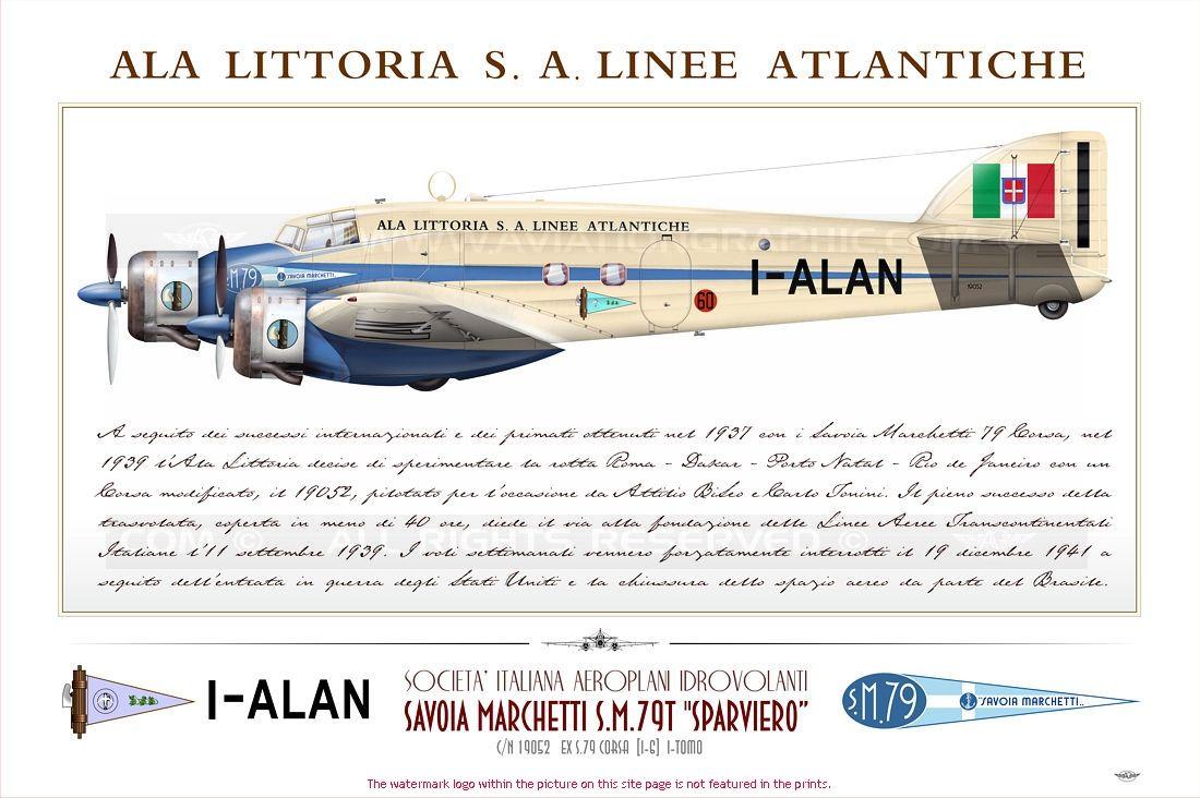 Savoia marchetti sm 79 gobba page 4 - Italian Air Force Ww2 Savoia Marchetti Model Sm 79 T