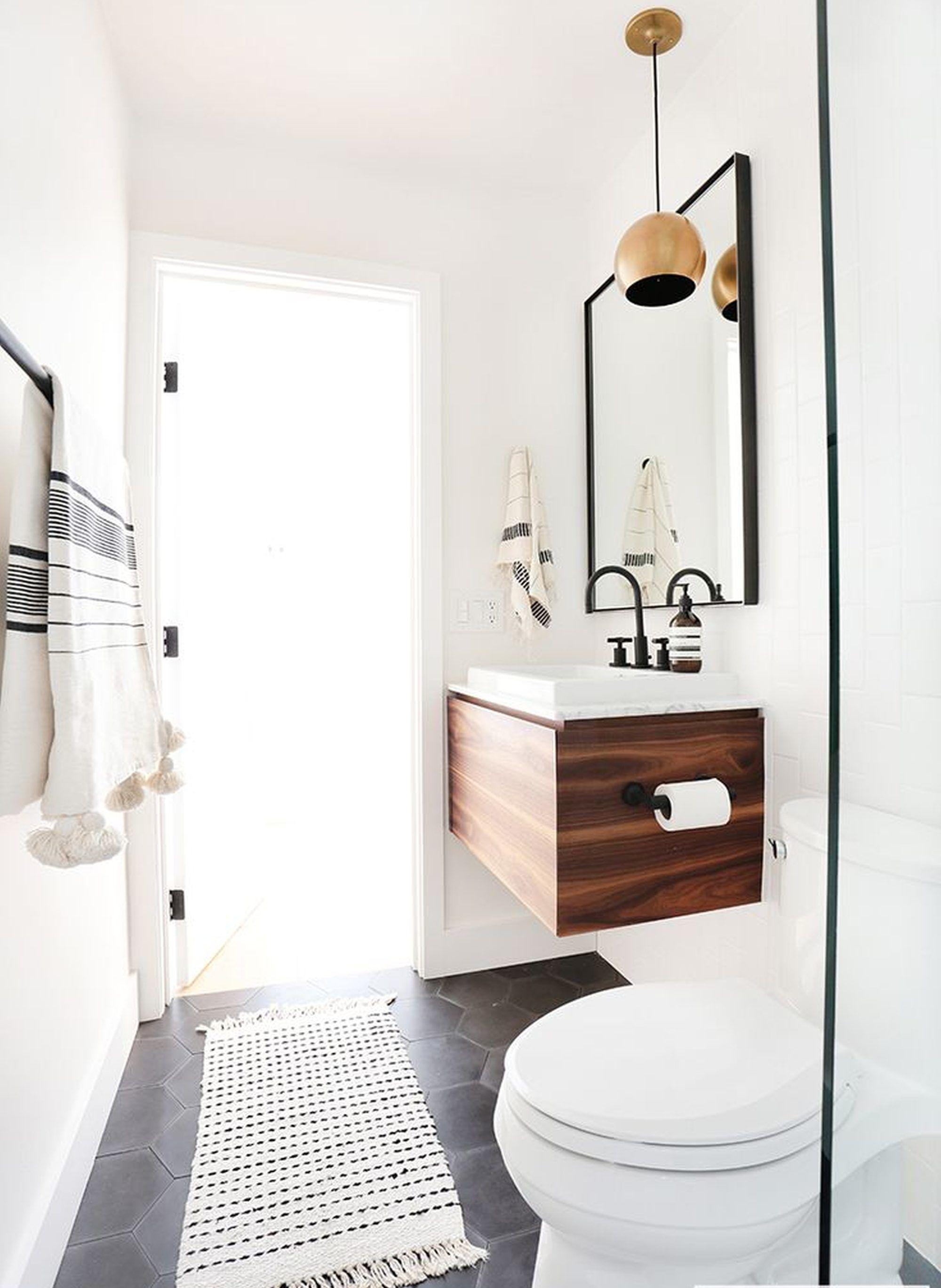 7 grandes ideas para renovar baños pequeños | casa | Baños, Baños ...