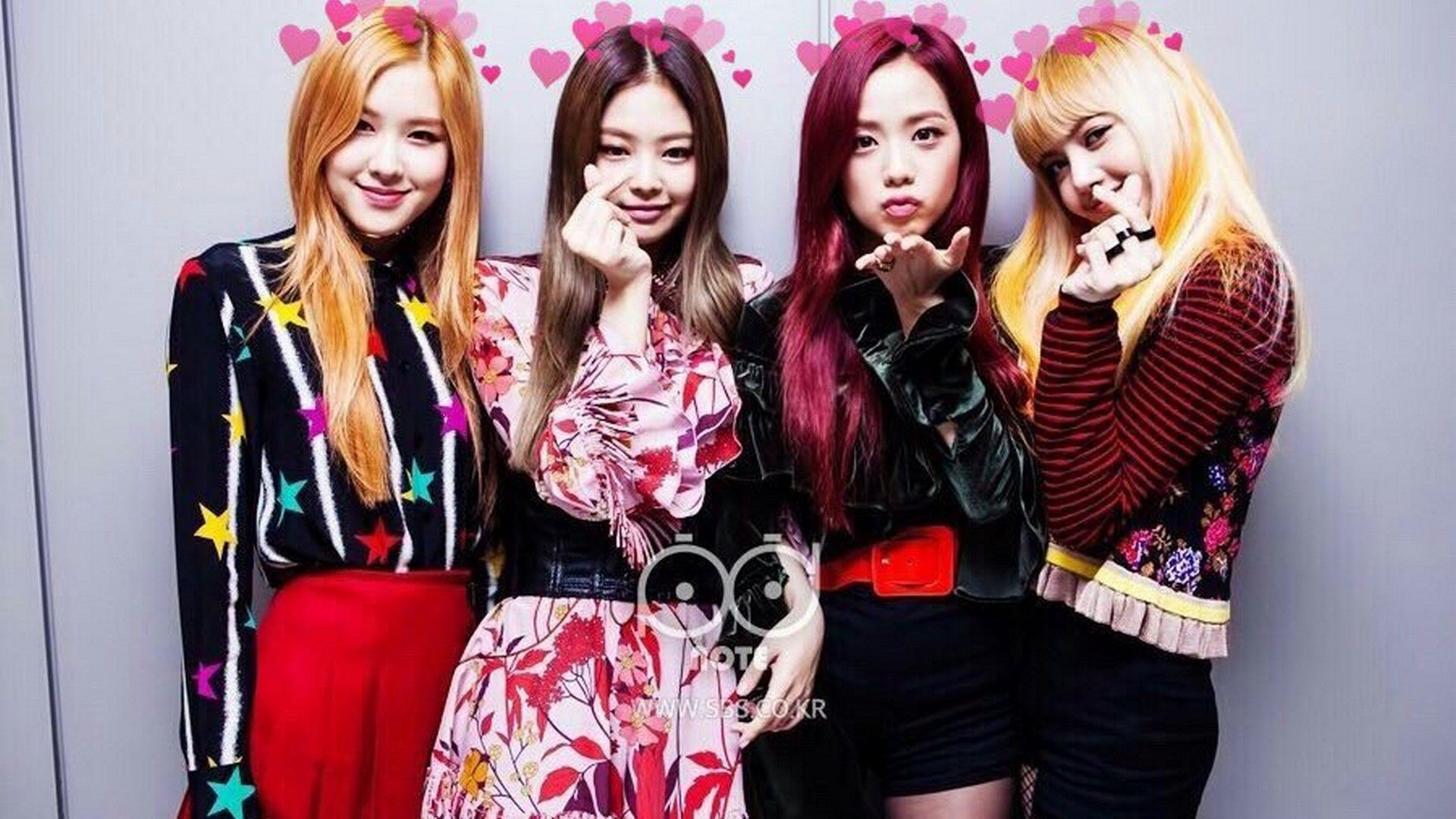 Blackpink is the revolution ♥️ wallpaper Blakpink