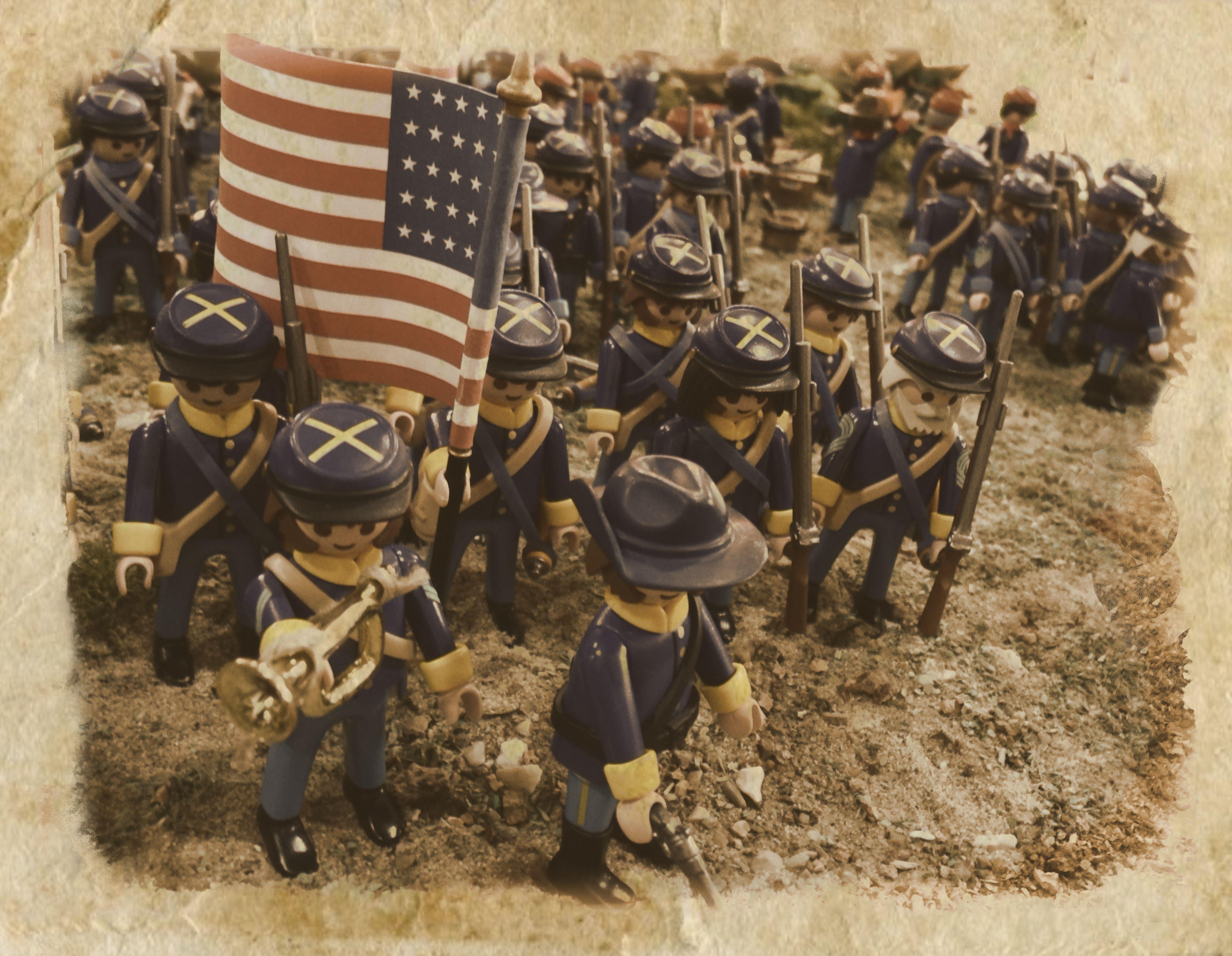 Little Round Top Civil War American Civil War War