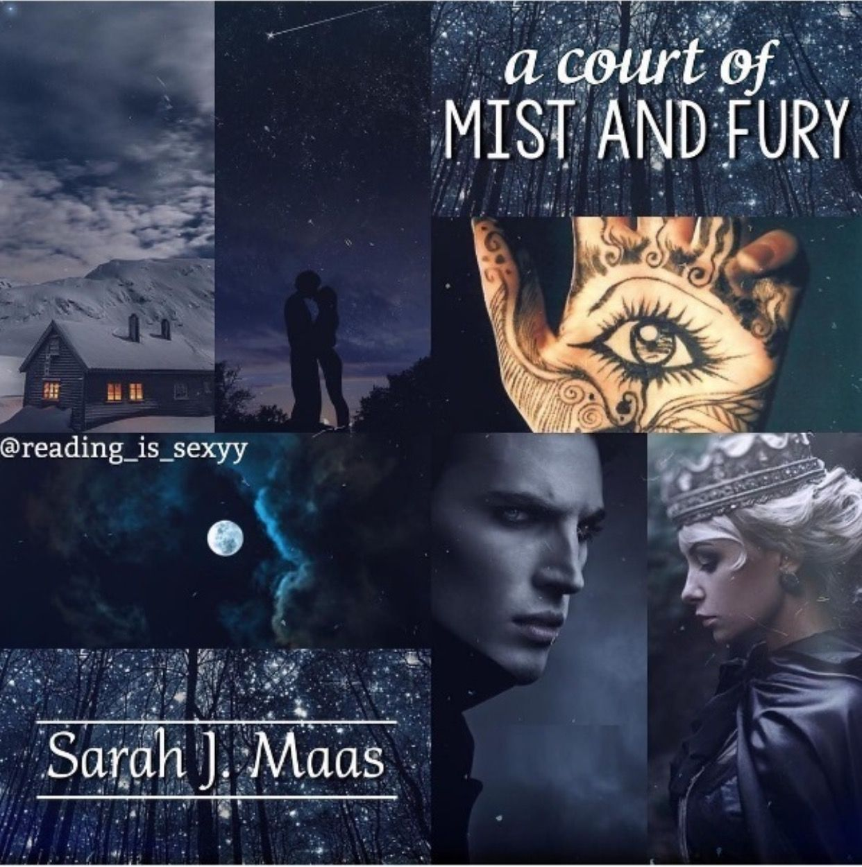 Acomaf A Court Of Mist Fury Sarah J Maas Books Sarah J Maas