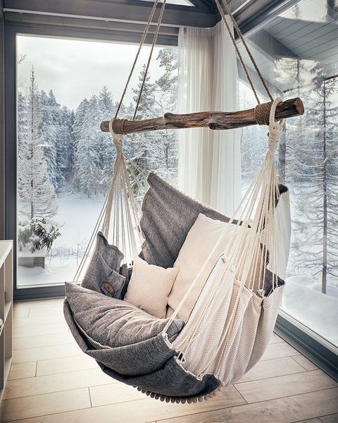 You'll Want to Hang Out in These Hammock Chairs Al