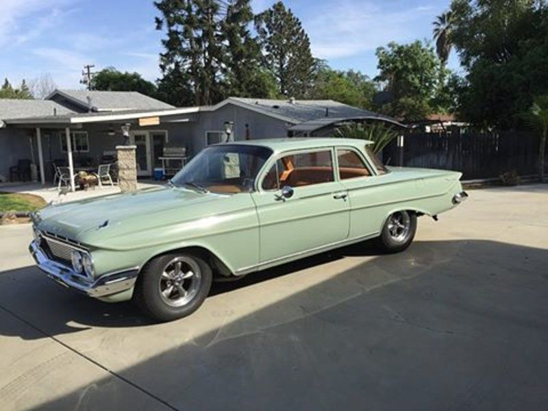 1961 Chevrolet Biscayne (CA) - $34,000 Please call James @ 909-560 ...