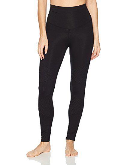 Yummie Women's Compact Cotton Quilted Moto Legging Underwear ... : quilted underwear - Adamdwight.com