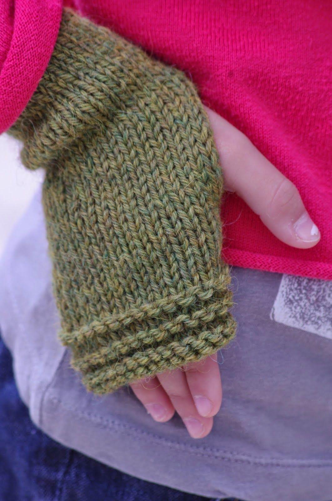 Mitaines enfants | Comment tricoter un bonnet, Comment ...