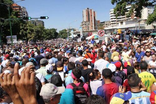 En IMÁGENES: Así fue la procesión de amor y fe de la Divina Pastora en Barqusimeto Venezuela enero del 2916