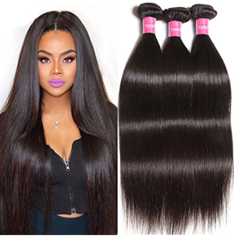 longqi beauty top quality brazilian virgin straight hair 3