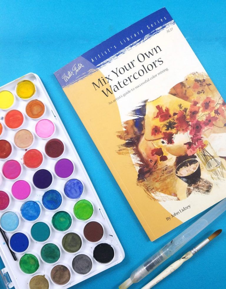 Your Complete Guide To Watercolors For Beginners Watercolor