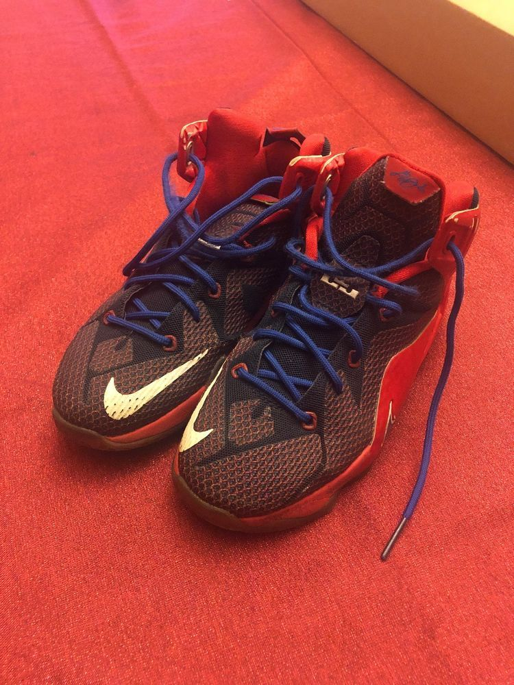 ee0284b460ad8 Lebron 12 Superman Size 4.5y #fashion #clothing #shoes #accessories ...