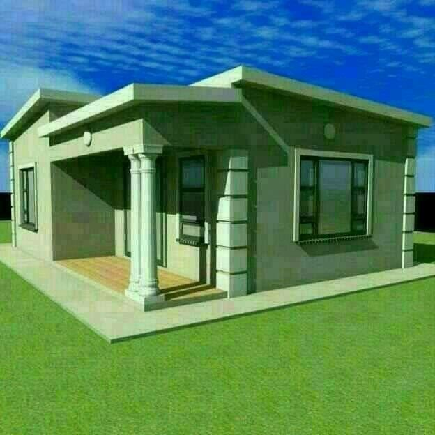 Plans For House Plan Gallery Flat Roof House Affordable House Plans