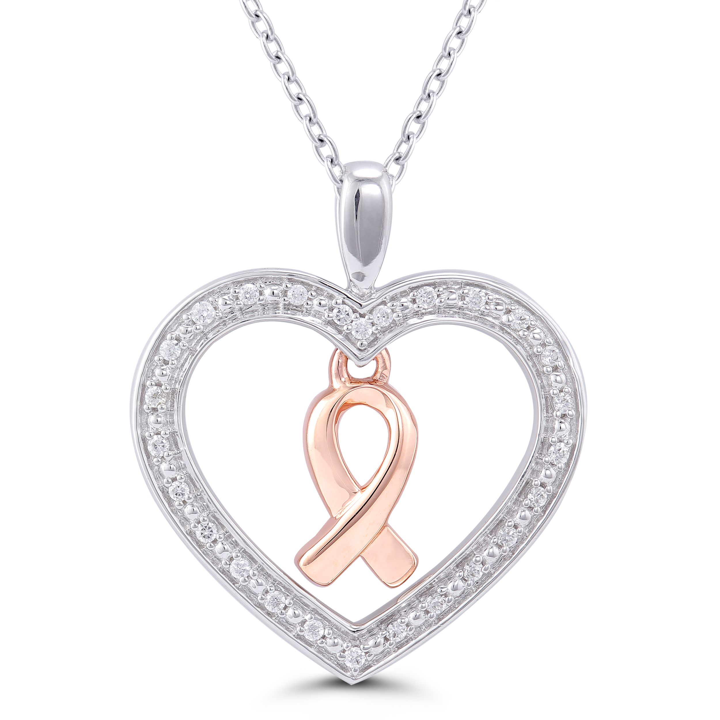 October is National Breast Cancer Month! Stop in and find the perfect piece – as a gift for a survivor, or to show your support!