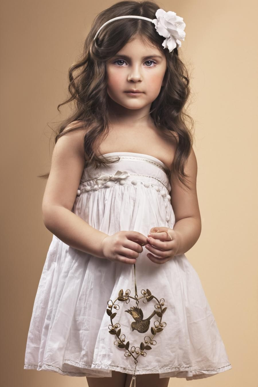 easy first communion hairstyles for girls that stole our heart