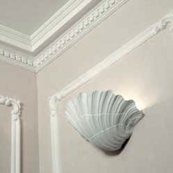 Shell wall sconce beach house decorating ideas pinterest shell wall sconce mozeypictures Choice Image