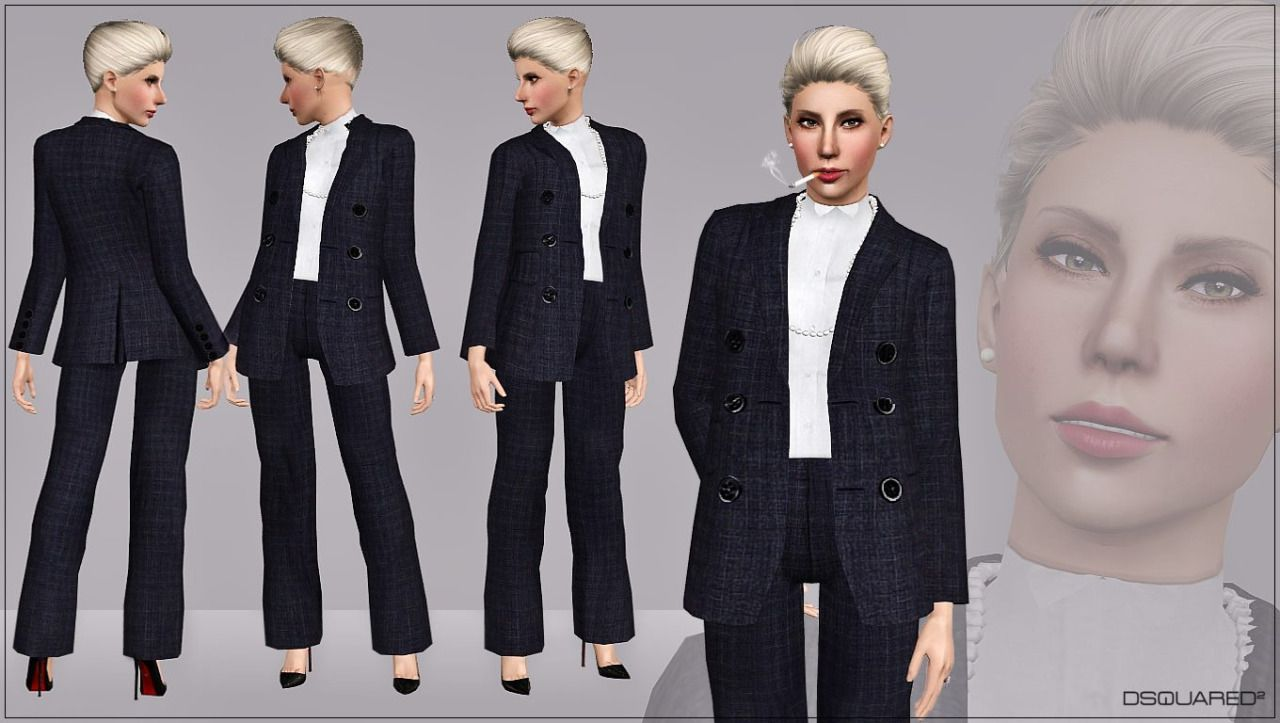 Eris Sims 3 CC Finds (art-sims:     AHS ✂  | 5x10 'She Gets Revenge' -...)
