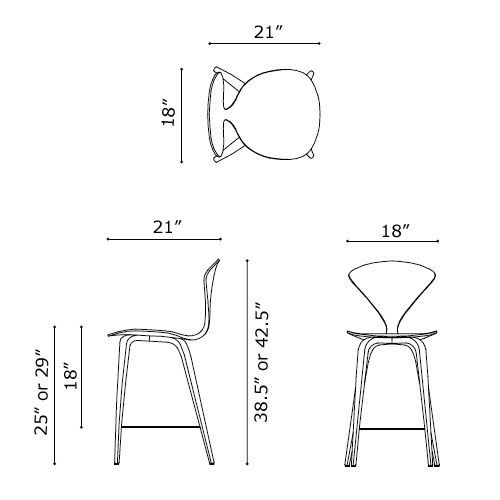 bar stool dimensions guide Google Search Seating  : 8a18f28f6533adae0941cae75d02777d from www.pinterest.com size 500 x 500 jpeg 60kB