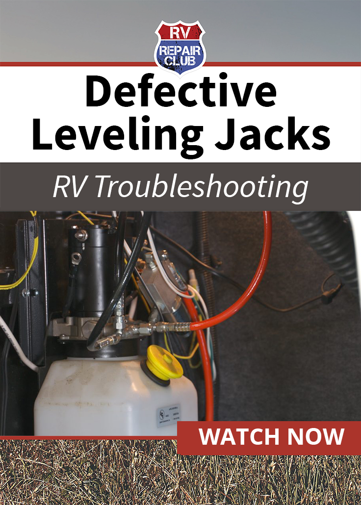 Troubleshooting RV Leveling Jacks: How to Test A Lippert