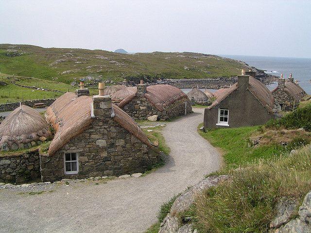 SCOTLAND-Outer Hebrides