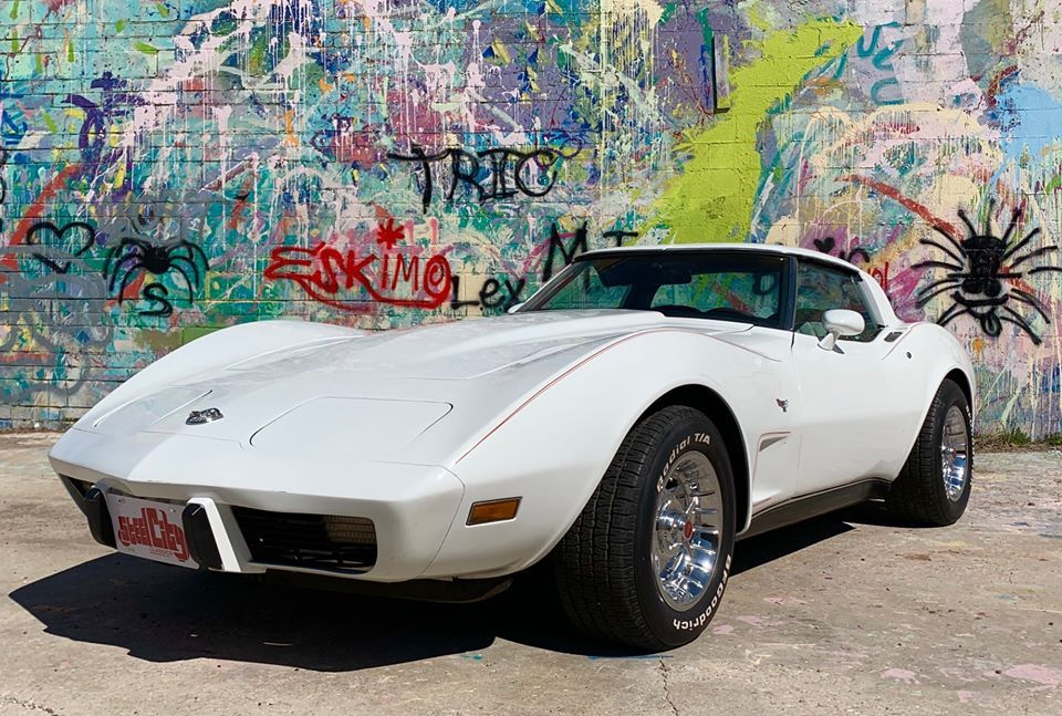 1978 Chevrolet Corvette 25th Anniversary 17 500 In 2020 With