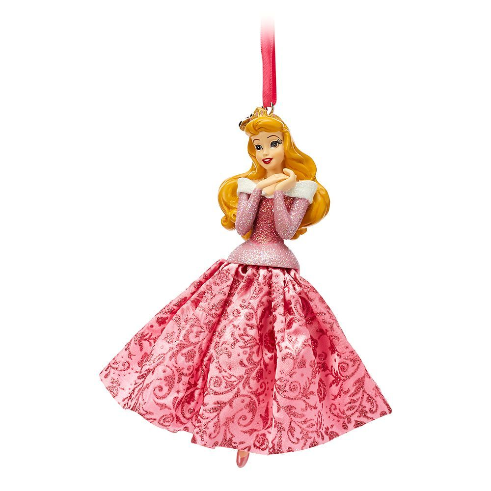 Hallmark 2015 Tiana Ballerina Disney Ornament