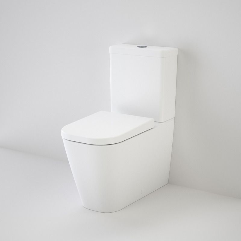 Pin By Stephanie Gleeson On Toiletd: Caroma Morgana Back To Wall Toilet Suite