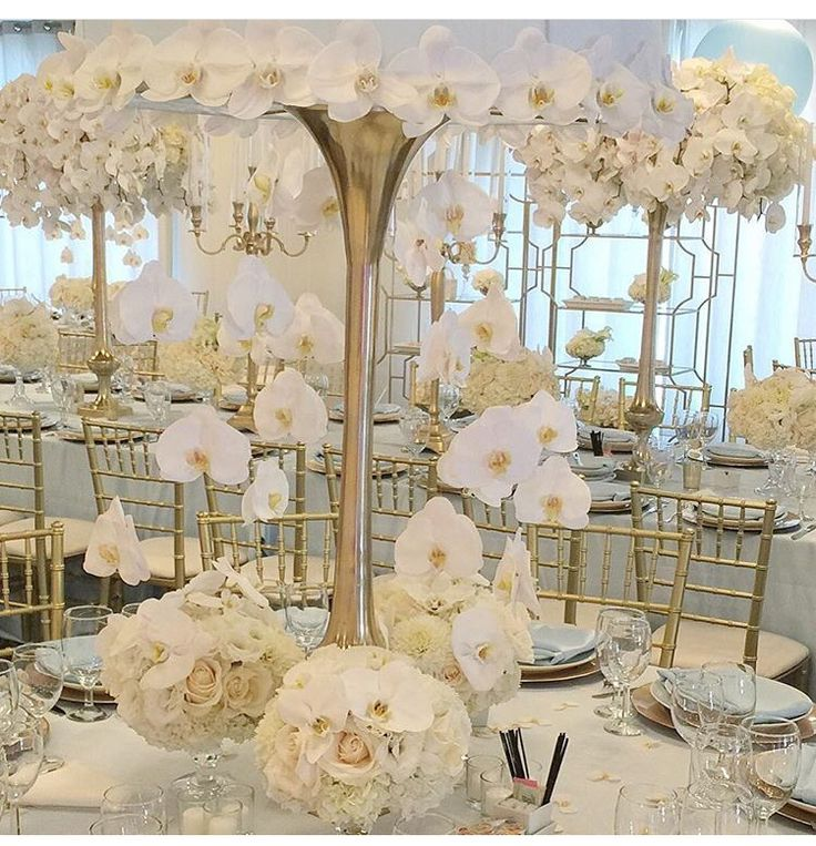 Beautiful White Wedding. (With Images)