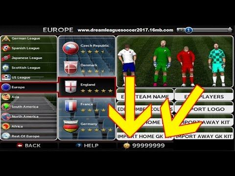 Dream league soccer 2017 hack- how to Get unlimited coins