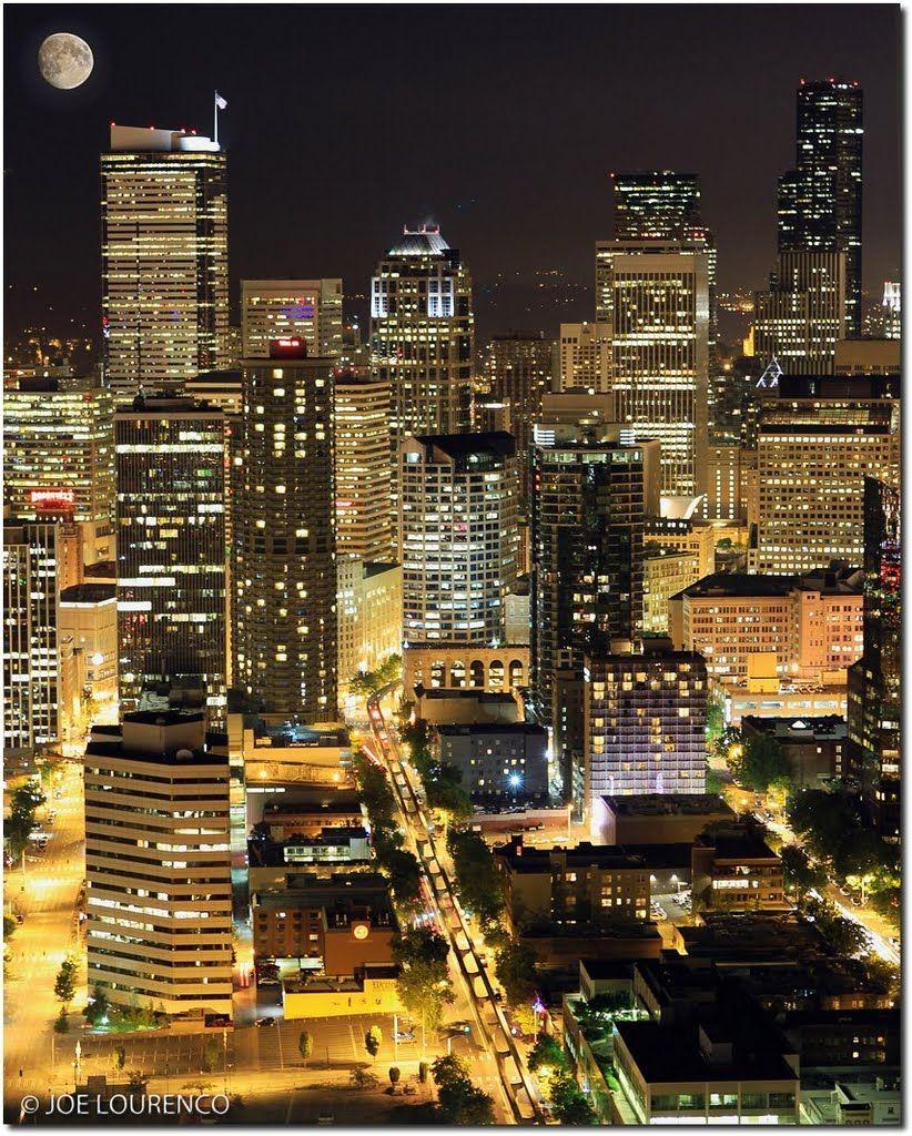 Downtown Seattle, Seattle