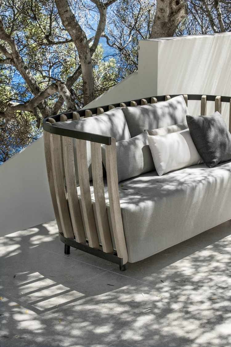 Salon de jardin moderne – 7 collections exclusives par Ethimo